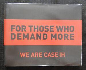 """2006 Case IH Internationale Ernte """" für Diejenigen Who Demand Mehr """" Firma"""
