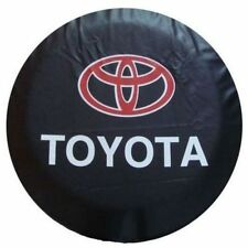 Toyota land cruiser Prado RAV4 SPARE WHEEL TIRE COVER DIY UNIVERSAL Size 31-32""