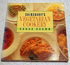 Sainsbury's Vegetarian Recipes Cookery Book Vol 1 by Sarah Brown