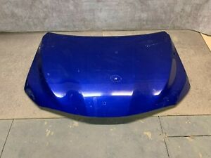 2018 2019 2020 Toyota Camry Front Hood Blue OEM