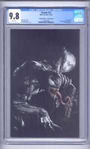 Venom 27 - 2020 - CGC 9.8 - Scorpion Comics Virgin Edition