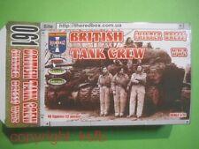 NEU 1:72 Orion #061 WKII England Panzer Besatzung im Winter british tank crew