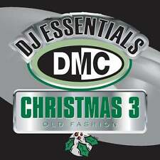 DMC DJ Essentials Christmas 3 Old Fashioned - Old Time Tracks & Medleys