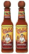 Cholula Chipotle Hot Sauce 2 Bottle Pack