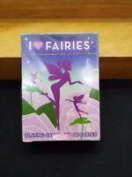 I HEART FAIRIES 52 PLAYING CARD DECK ***  NEW SEALED PACKAGE