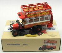 Corgi Diecast Model Bus 96989 - Thornycroft Bus - General London area Pre-owned