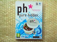 PC MAC PH PURE HIDDEN - THE CREME DE LA CREME OF HIDDEN OBJECT GAMES NEW SEALED
