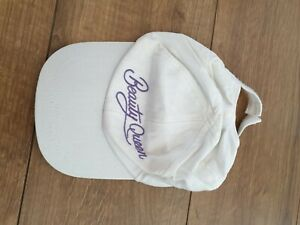 Beauty Queen Baseball Hat Vintage Girls Size  Small