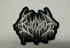 BLOODBATH Patch Iron/Sew-on Embroidered Death Metal Fast Shipping