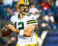 Aaron Rodgers 8x10 Autographed Signed Photo NFL Green Bay Packers HOF REPRINT