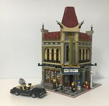 LEGO USED 10232 Palace Cinema (Complete w/box and  instructions)