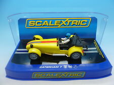Scalextric C3425 Caterham 7 Collector Centre Car
