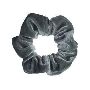 Women Velvet Elastic Hair Rope Scrunchie Ponytail Holder Rubber Band Accessories