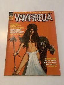 VAMPIRELLA #10 Warren Comics Publishing Magazine MAR 1971