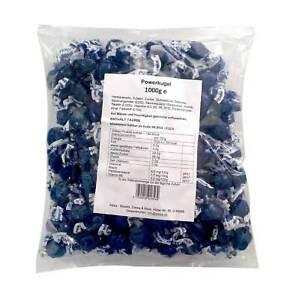Power Kugel Energy Bonbons Taurin 12kg zu je 1kg Beutel Atties