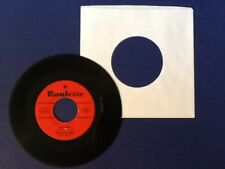 THE PLAYMATES~jo-ann /you can't stop me from dreaming ROULETTE 1957~ (45) Vg/Vg+