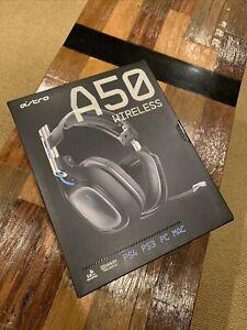 Astro A50 Over-the-Ear Wireless Headphone - Black