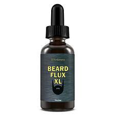 Beard Flux XL | Top Facial Hair Solution for Maximum Beard Volume | Beard Oil