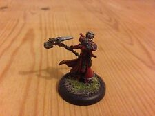 Well / Pro Painted Warmachine Khador Kommander Sorscha Warcaster