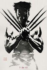 The Wolverine (2013) Movie Poster (24x36) - Hugh Jackman NEW v2