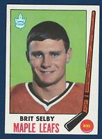 BRIT SELBY 69-70 TOPPS 1969-70 NO 48 EXMINT++  3
