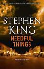 Needful Things by Stephen King (Paperback, 2011)