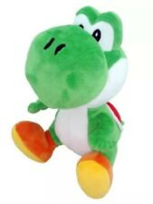 "Super Mario Bros Green Yoshi Plush Stuffed Animal Toy 7"" US Seller"