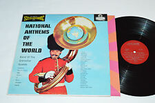 BAND OF THE GRENADIER GUARDS National Anthems of the World LP London Canada VG