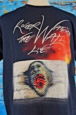 Roger Waters The Wall Concert T-Shirt Size Large 2012 Gildan City Tour Live Cool
