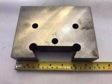 Warner Amp Swasey Lathe Cutter Block 6 12 X 3 34 M 3233