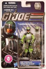 """SEYMOUR SCI-FI FINE GI JOE The Pursuit Of Cobra 2010 3.75"""" Inch Action FIGURE"""