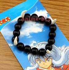 Hot Inuyasha Elegant Crystal beaded Bracelet Anime Cosplay Gift