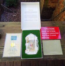 RARE NEW WALT DISNEY COLLECTORS SOCIETY 1996 ORNAMENT WINNIE POOH & HUNNY TREE