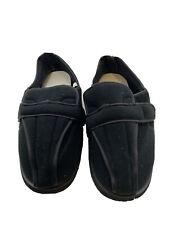 Women's Swollen Feet Diabetic Comfort Sneaker   Black (Size: 8) New!