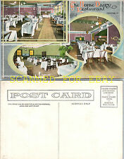Early 1900s Home Dairy Restaurant Denver Colorado  VINTAGE POSTCARD