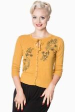 Nylon 3/4 Sleeve Jumpers & Cardigans for Women