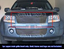Fits 2006-2011 Suzuki Grand Vitara Billet Main Upper Grille Insert