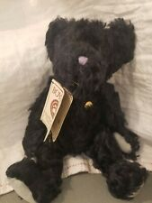 New listing Boyds Bears *Blueberry*, Mohair Bear #590063, Ltd #718/5000, Nwt