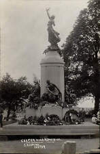 Exeter War Memorial by C. Keeping. ? Just Unveiled.