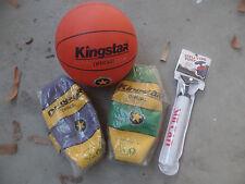 KINGSTAR OFFICIAL BASKET BALL BASKETBALL & PUMP