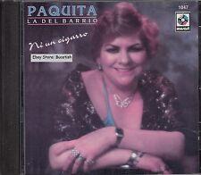 Paquita La Del Barrio Ni Un Cigarro CD New Nuevo Sealed