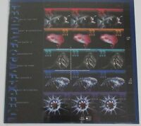 USA 2000 Deep Sea Creatures Sheet of 15 Stamps MNH USPS Stamps