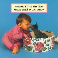 Where's the Kitten? / Onde Esta O Gatinho? (Portuguese Edition)-ExLibrary