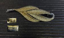 Anstecknadel - Theodor Fahrner 925er Silber- leicht vergoldet