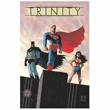 2005 Trinity TPB Matt Wagner & Dave Stewart Revised Edition DC Comics