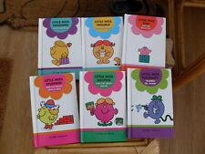 Collection 6 Little Miss Books by Roger Hargreaves  H/B