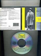 WILLEM MENGELBERG-THE RAREST RECORDINGS-PEARL-UK IMPORT 1995-LEGENDARY RARE VG+