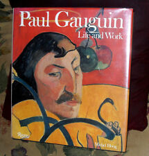 Paul Gauguin : Life and Work by Hoog 1987 Hard Cover