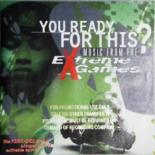 You Ready For This - 1995 Music From The Extreme Games CD