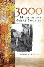 3000 MILES IN THE GREAT SMOKIES - NEW PRE-LOADED AUDIO PLAYER BOOK
